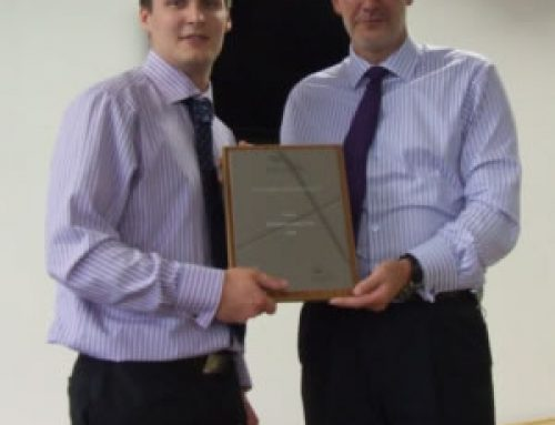 Paul Titheradge – Jaguar Technician of the Year