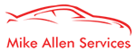 Mike Allen Servicing – Wiltshires Jaguar & Landrover Centre Logo