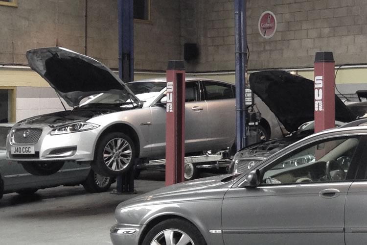 jaguar repairs open day
