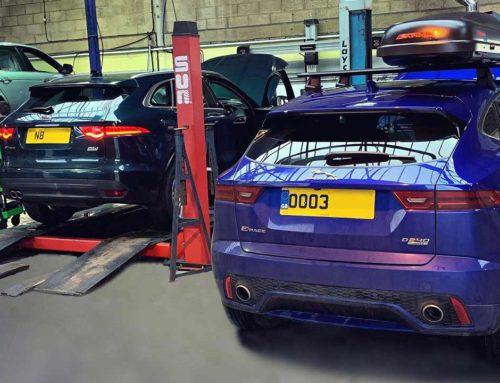 Jaguar and Land Rover Ingenium